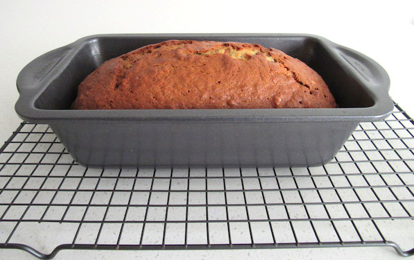Banana Nut Bread - Perfectly soft and sweet - Abri K Living