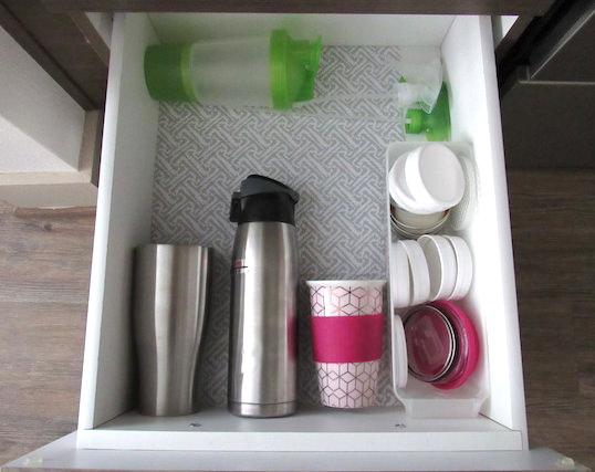 Kitchen Cabinet Organization | Simple Organizing Ideas | abrikliving.com