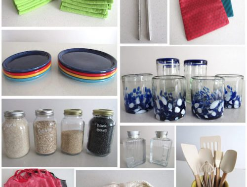 10 Simple Swaps For A Zero Waste Kitchen | abrikliving.com