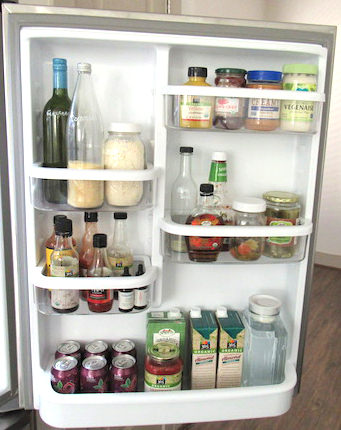 Fridge And Freezer Organization | abrikliving.com