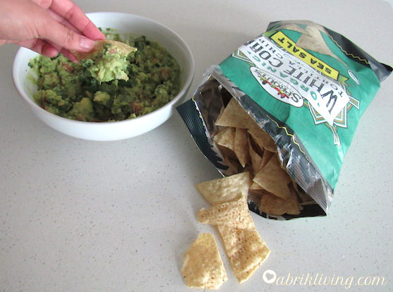 The Best Damn Guacamole | Perfect For Dips, Salads, And More | abrikliving.com
