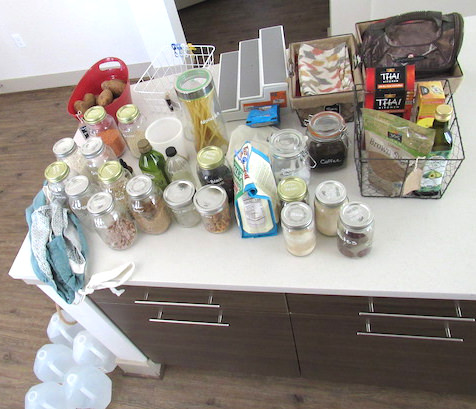 Pantry Organization - Conquering Small Spaces | abrikliving.com