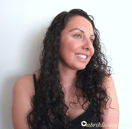 Top 10 Things I've Learned About Having Curly Hair | abrikliving.com